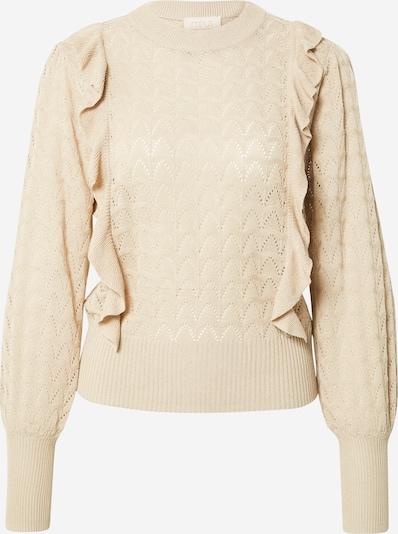 minus Pullover 'Becca' in beige, Produktansicht