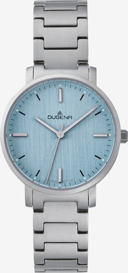 DUGENA Analog Watch in Light blue / Silver, Item view