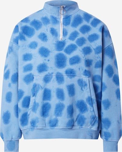 Daisy Street Sportisks džemperis, krāsa - zils / debeszils, Preces skats