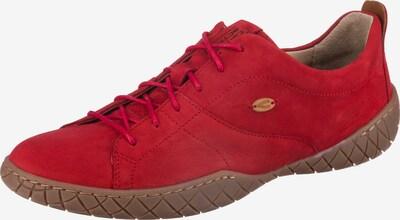 CAMEL ACTIVE Schnürschuh in rot, Produktansicht