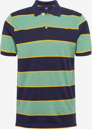 GAP Koszulka 'RUGBY' w kolorze granatowy / żółty / nefrytm, Podgląd produktu