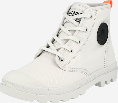 Palladium Lace-up bootie 'PAMPA' in grey, Item view