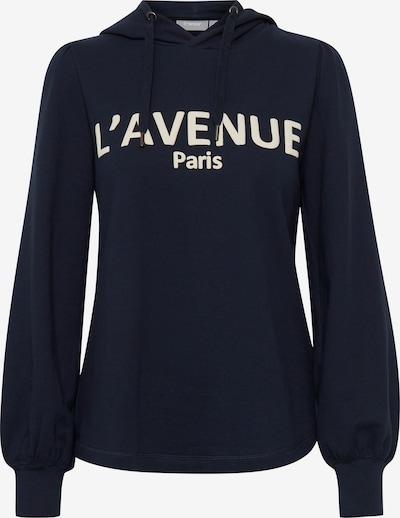 Fransa Sweatshirt in blau, Produktansicht