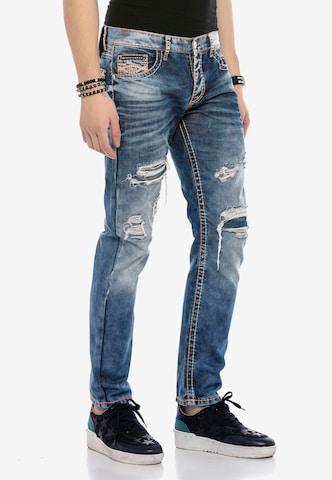 CIPO & BAXX Jeans 'KURTIS' in Blau