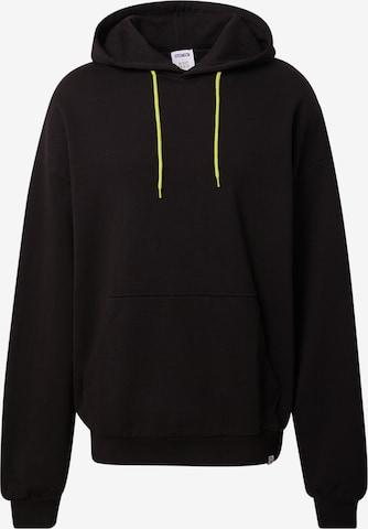 ABOUT YOU x Benny Cristo Sweatshirt 'Len' i svart