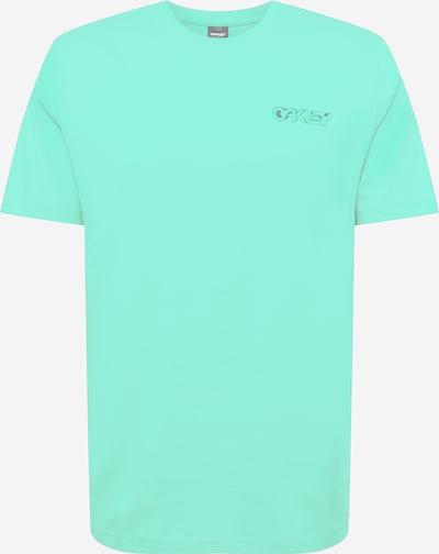 OAKLEY Funkčné tričko 'INTERSTELLAR' - mätová / čierna / biela, Produkt