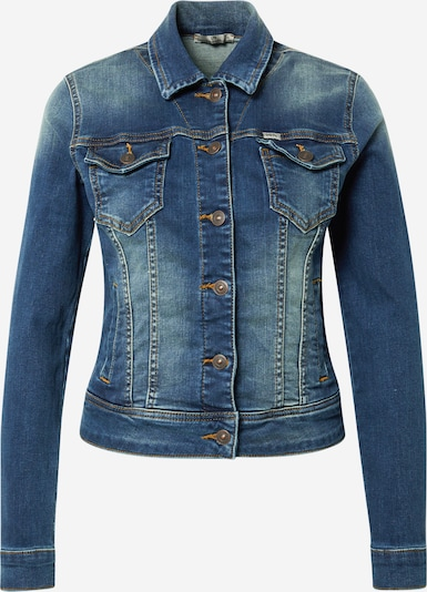 LTB Jacke 'Dean' in blue denim, Produktansicht
