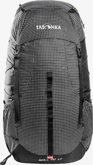 TATONKA Rugzak 'Skill 22' in de kleur Grijs / Zwart / Wit, Productweergave