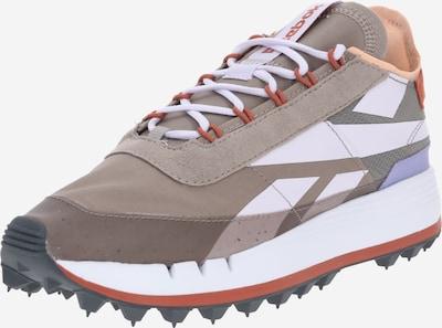 Sneaker bassa 'Legacy 83' Reebok Classic di colore grigio basalto / rosso ruggine / bianco, Visualizzazione prodotti