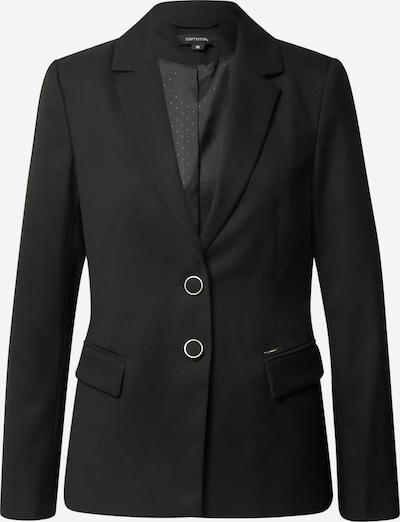 COMMA Blazer en noir, Vue avec produit