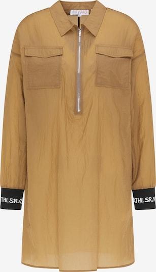 myMo ATHLSR Sportjurk in de kleur Cognac / Zwart / Wit, Productweergave