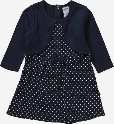 JACKY Kleid in navy / weiß, Produktansicht