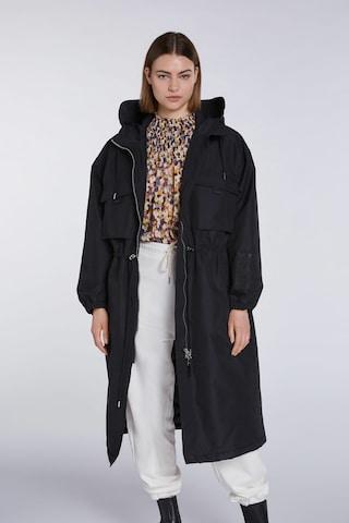 SET Between-Seasons Coat in Black