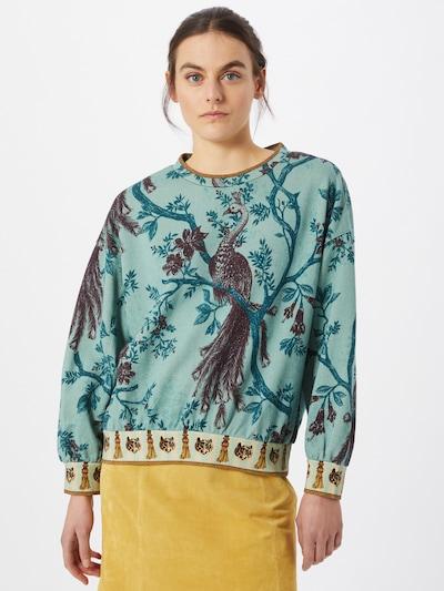 REPLAY Sweater majica u miks boja: Prednji pogled
