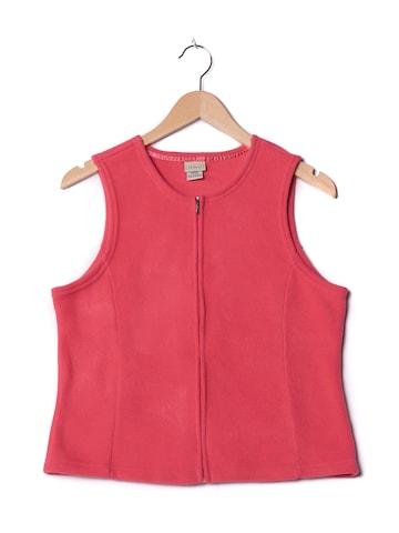 L.L.Bean Vest in M in Pink