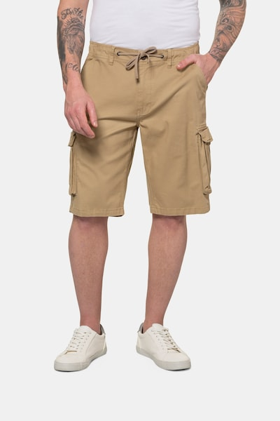 JP1880 Shorts in sand: Frontalansicht