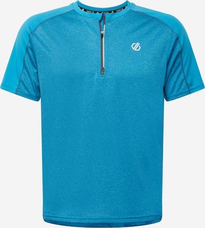 Tricou funcțional DARE2B pe turcoaz / albastru amestec / alb, Vizualizare produs