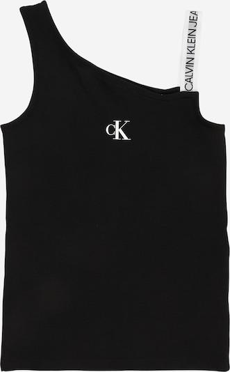 Top Calvin Klein Jeans di colore nero / bianco, Visualizzazione prodotti