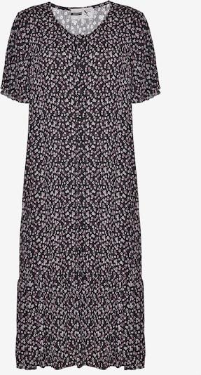 STUDIO Kleid in pink / schwarz / weiß, Produktansicht