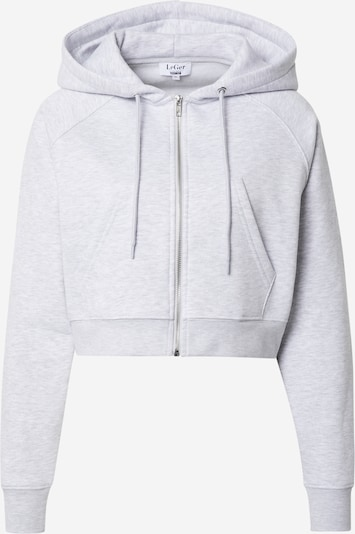 LeGer by Lena Gercke Sweat jacket 'Hester' in mottled grey, Item view