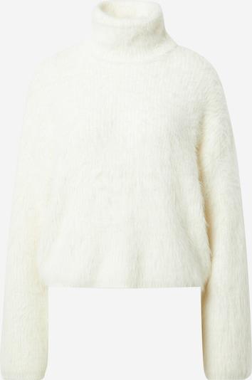 VERO MODA Pullover 'Poilu' in weiß, Produktansicht
