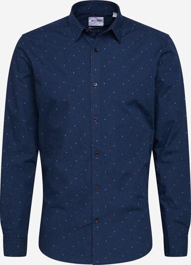 Marškiniai 'TAYLON' iš Only & Sons , spalva - tamsiai mėlyna / šviesiai mėlyna / lašišų spalva / juoda, Prekių apžvalga