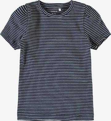 T-Shirt 'Lara' NAME IT en bleu