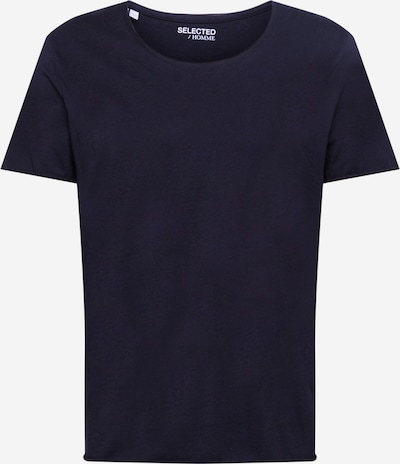 SELECTED HOMME T-Shirt 'Wyatt' in schwarz, Produktansicht