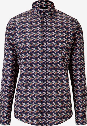 JOOP! Jeans Hemd in nachtblau / mischfarben, Produktansicht