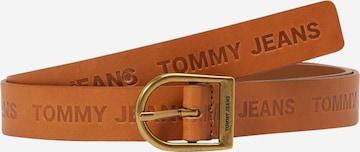 Tommy Jeans Belt in Brown
