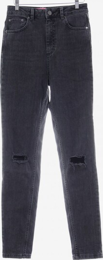ASOS DESIGN High Waist Jeans in 28/36 in taupe, Produktansicht