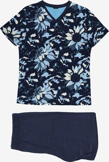 HOM Short Sleepwear ' Vincent ' in blau / dunkelblau, Produktansicht