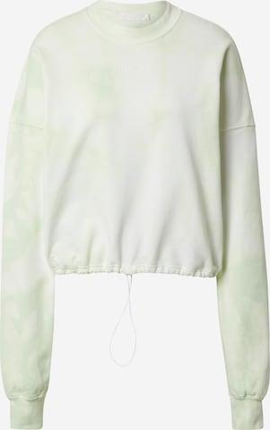 LeGer by Lena Gercke Sweatshirt 'Ashley' i grønn