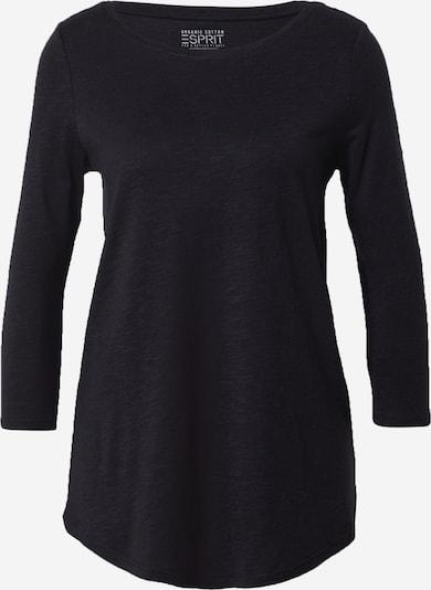 ESPRIT Shirt in schwarz, Produktansicht