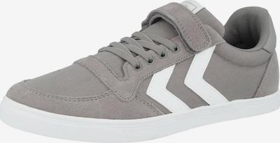 Hummel Sneakers in de kleur Grijs / Wit, Productweergave