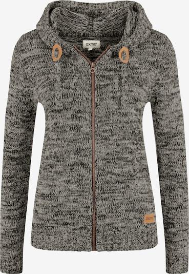 Oxmo Knit Cardigan in Grey, Item view