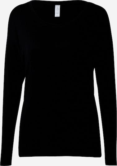 Marika Sportshirt in schwarz, Produktansicht