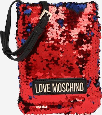 Love Moschino Taška přes rameno 'BORSA' - šeříková / oranžově červená, Produkt
