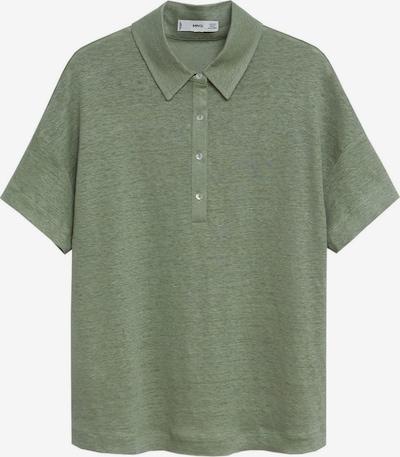 MANGO T-Shirt 'LIPO' in khaki, Produktansicht