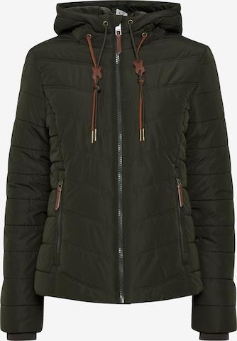 Oxmo Winter Jacket 'Mala' in Green
