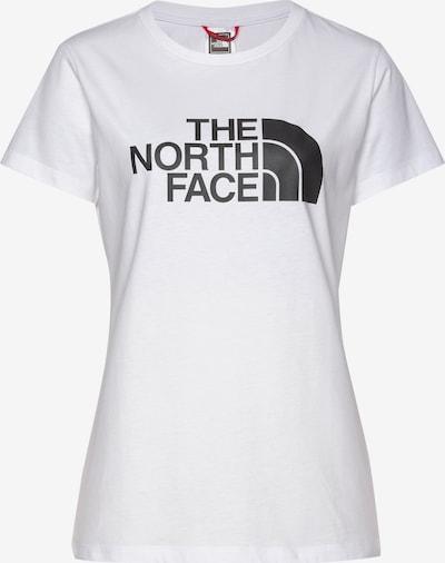 THE NORTH FACE Camiseta en negro / blanco, Vista del producto