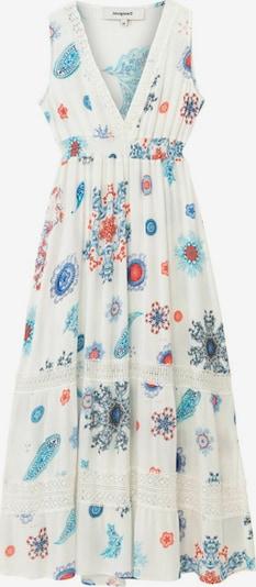 Desigual Strandklänning 'TAHITI' i blandade färger / vit, Produktvy