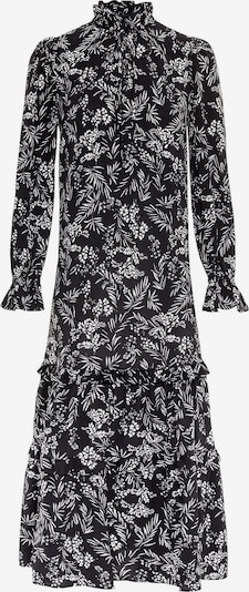 HALLHUBER Kleid in schwarz / weiß, Produktansicht