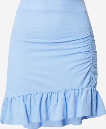 Gina Tricot Skirt 'Annie' in Blue