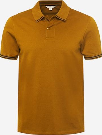 T-Shirt Club Monaco en marron