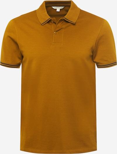 Tricou Club Monaco pe bleumarin / maro coniac, Vizualizare produs