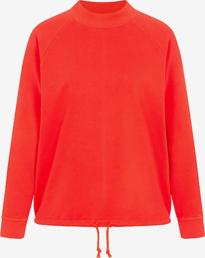 Cotton Candy Sweatshirt 'WIARA' in Red, Item view
