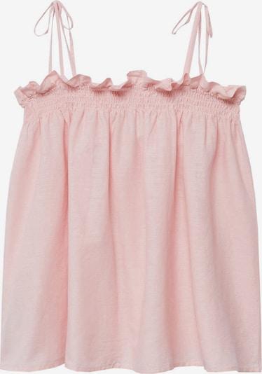 MANGO Top 'POP' in rosa, Produktansicht