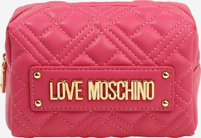 Love Moschino Kosmetiktasche in fuchsia, Produktansicht