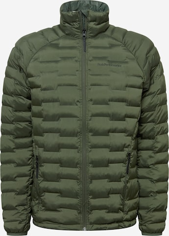 PEAK PERFORMANCE Winter jacket 'Argon' in Green